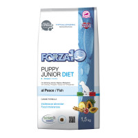 Forza 10 Diet Puppy Junior al pesce 1,5 kg