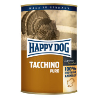Happy Dog Puro tacchino  400 gr