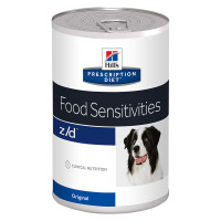 Hill's z/d canine 370 gr