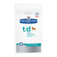 Hill's Prescription Diet dog Dental Health t/d
