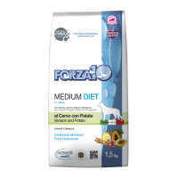Forza10 Diet Medium Cervo e Patate 1,5 kg