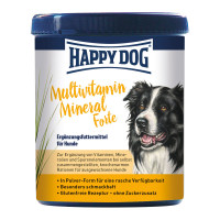 Happy Dog Multivitamin Mineral Forte 400 gr.