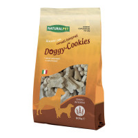 Naturalpet Biscotti Doggy-Cookies Cereali Integrali 800 Gr.