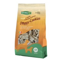 Naturalpet Biscotti Doggy-Cookies Low Fat 800 Gr.