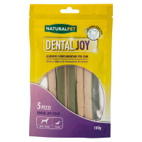 Naturalpet Dental Joy Stick 5 pz. - 100 gr.