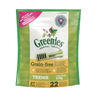 Greenies Grain Free Teenie (cani 2-7 kg) 170 gr.