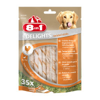 Delights 8in1 Twisted Sticks
