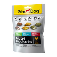 Gimdog Nutripockets mix 150 gr