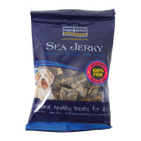 Fish4Dogs Sea Jerky Squares snack 100 gr.