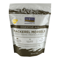 Fish4Dogs Mackerel Morsels Digestive Aid snack 225 gr