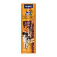 Vitakraft Beef-Stick Superfood Carote/Chia 25 gr.