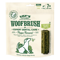 Lily's Kitchen Woof brush dental care Small 7 pz
