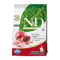 N&D Kitten Grain Free Pollo & Melograno 300 gr.