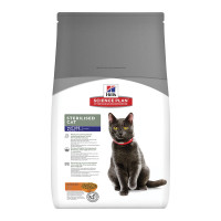 Hill's Sterilised cat mature 7+ Pollo 1,5 kg