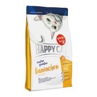 Happy Cat Grain Free Sensitive con Coniglio
