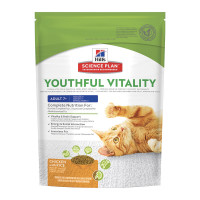 Hill's Science Plan Feline Adult 7+ Youthful Vitality Pollo e Riso gr. 250