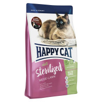 Happy Cat Sterilised Agnello 300 gr