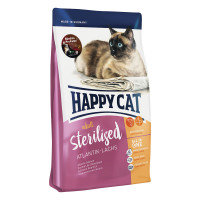 Happy Cat Sterilised Salmone 1,4 kg