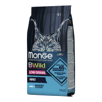 Monge BWild Adult cat Acciughe 1,5 kg