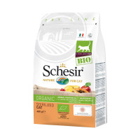 Schesir Sterilized cat Bio 400 gr.
