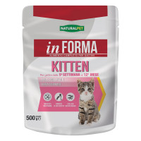 Naturalpet In Forma Kitten 500 gr