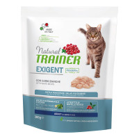 Natural Trainer Exigent Cat Carni Bianche 300 Gr.