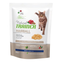 Natural Trainer Hairball con Pollo Fresco 300 Gr.