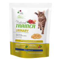 Natural Trainer Urinary al Pollo per Gatto 300 Gr.