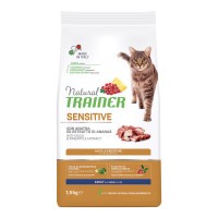 Natural Trainer Sensitive Monoproteico Anatra 1,5 Kg