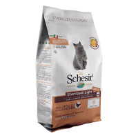 Schesir Sterilized & Light con pollo
