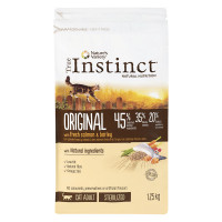 True Instinct Original Cat Adult Sterilized Salmone 1,25 kg