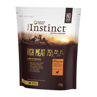 True Instinct High Meat Cat Kitten Pollo 300 gr