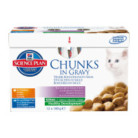 Hill's Science Plan kitten 12x85 gr