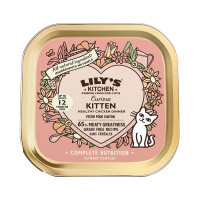 Lily's Kitchen Curious Kitten Healthy Chicken dinner 85 gr.