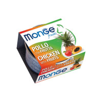 Monge Fruits Pollo con Frutta 80 gr.