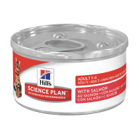 Hill's Adult con Salmone 82 gr.