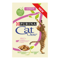 Cat Chow adult Agnello e Fagiolini 85 gr.