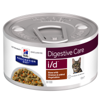 Hill's Prescription Diet i/d Spezzatino con Pollo e Verdure 82 gr.