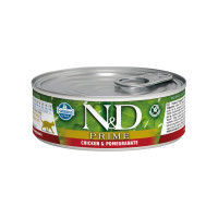 N&D feline Prime Chicken & Pomegranate 80 gr.