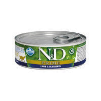 N&D feline Prime Lamb & Blueberry 80 gr.