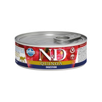 N&D Feline Quinoa Digestion 80 gr.