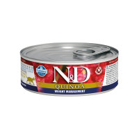 N&D Feline Quinoa Weight Management 80 gr.