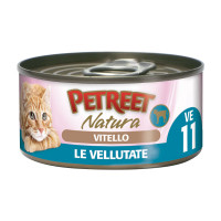 Petreet Le Vellutate Adult cat Vitello 70 gr.