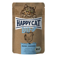 Happy Cat Bio Organic Pollo 85 gr.