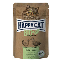 Happy Cat Bio Organic Pollo con Anatra 85 gr.