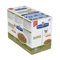 Hill's Prescription diet metabolic feline 12x85 gr