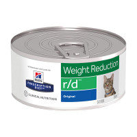 Hill's Prescription Diet r/d feline 156gr