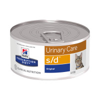 Hill's Prescription Diet s/d feline 156gr