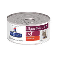 Hill's Prescription Diet i/d Feline con Pollo 82 gr.