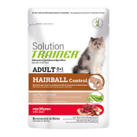 Trainer Solution Hairball Manzo 80 gr.